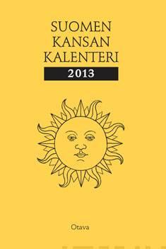 Suomen kansan kalenteri 2013