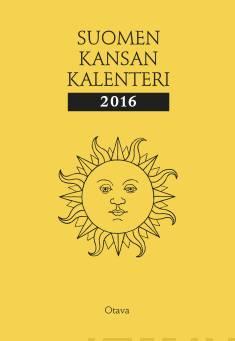 Suomen kansan kalenteri 2016
