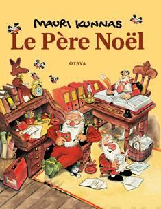 Le Pere Noel (Joulupukki, ranskankielinen)