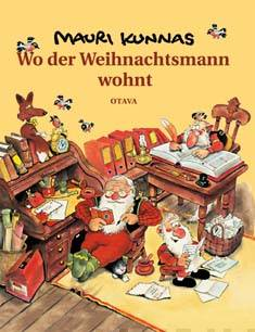 Wo der Weihnachtsmann wohnt (Joulupukki, saksankielinen)