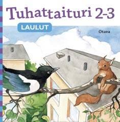 Tuhattaituri 2-3 Laulut (cd)