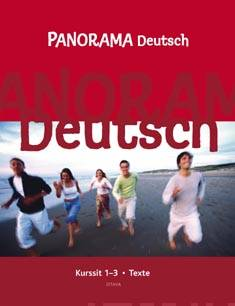 Panorama Deutsch kurssit 1-3 Texte