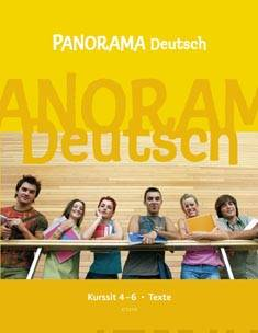 Panorama Deutsch kurssit 4-6 Texte