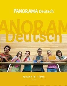 Panorama Deutsch kurssit 4-6 Texte