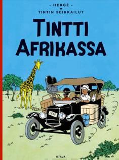 Tintti Afrikassa