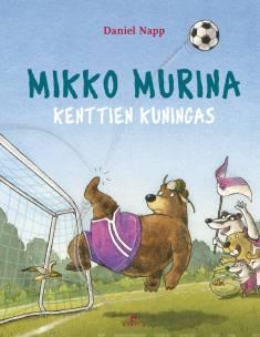 Mikko Murina, kenttien kuningas kansikuva