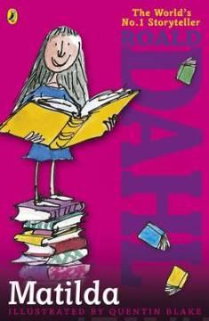Kansikuva Roald Dahl: Matilda