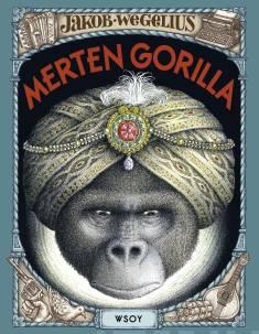 Kansikuva Merten gorilla