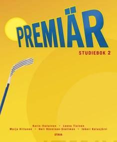 Premiär 2 Studiebok