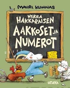 Herra Hakkaraisen aakkoset ja numerot