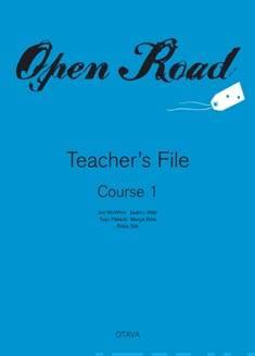 Open Road 1-8 Opettajan oppaat