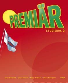 Premiär 3 Studiebok