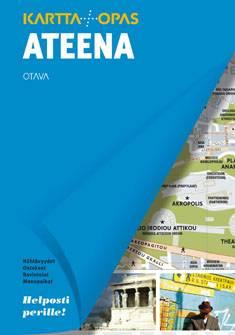 Ateenakartta + opas