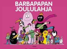 Barbapapan joululahja/Barbapapan teatteri (yhteisnide)