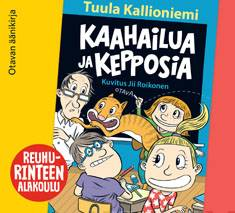 Kaahailua ja kepposia (cd)