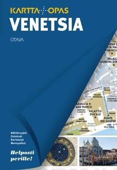Venetsiakartta + opas