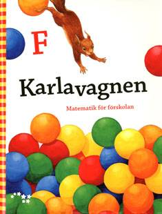 Karlavagnen – matematik för förskolan