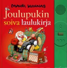 Joulupukin soiva laulukirja