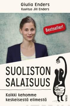 Teoksen Suoliston salaisuus saatavuus.