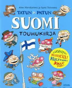 Tatun ja Patun Suomi touhukirja