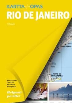 Rio de JaneiroKartta + opas