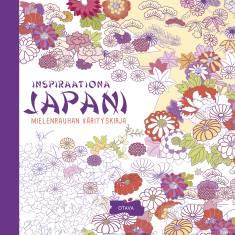 Inspiraationa JapaniMielenrauhan värityskirja