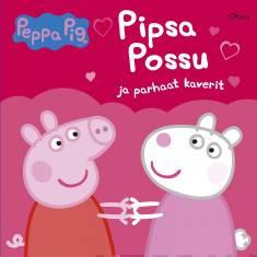 Pipsa Possu ja parhaat kaverit