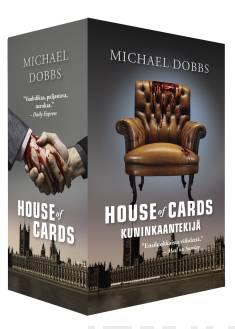 House of Cards -boksiHouse of Cards : Kuninkaantekijä : Viimeinen jako