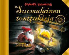 Suomalainen tonttukirja -kansikuva