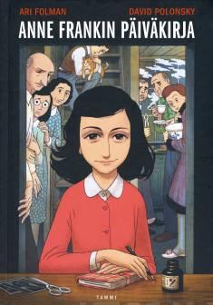 Teoksen Anne Frankin päiväkirja saatavuuteen