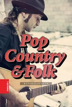 Pop Country & Folkkitaralauluja