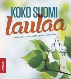 Koko Suomi laulaa!Hittejä Väliaikaisesta Valon pisaroihin