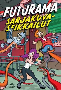 Futurama Sarjakuvaseikkailut