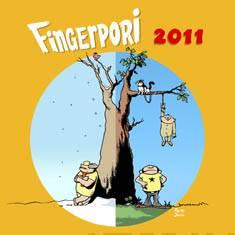 Fingerpori 2011 seinäkalenteri