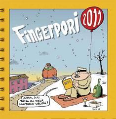 Fingerpori 2011 pöytäkalenteri