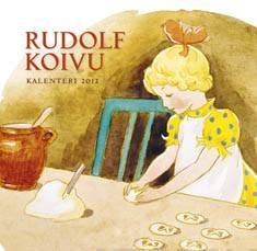 Rudolf Koivu 2012 seinäkalenteri