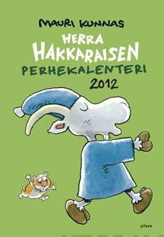 Herra Hakkaraisen perhekalenteri 2012