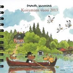 Koiramäen vuosi 2013 pöytäkalenteri