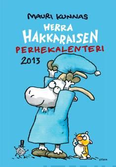 Herra Hakkaraisen perhekalenteri 2013