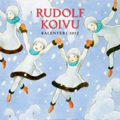 Rudolf Koivu 2015 seinäkalenteri