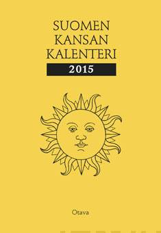 Suomen kansan kalenteri 2015
