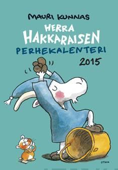 Herra Hakkaraisen Perhekalenteri 2015