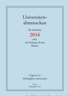 Universitetsalmanackan 2016 (pieni)