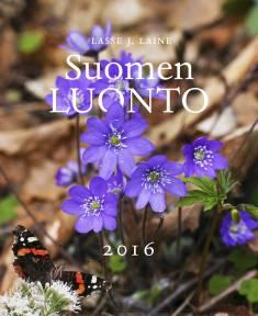 Suomen luonto 2016 (seinäkalenteri)