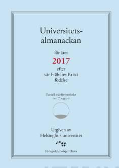 Universitetsalmanackan 2017 (pieni)