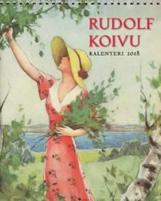 Rudolf Koivu 2018 (seinäkalenteri)