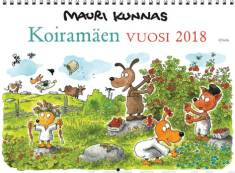 Koiramäen vuosi 2018 (seinäkalenteri)