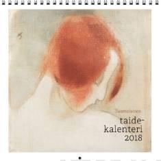 Suomalainen taidekalenteri 2018 (seinäkalenteri)