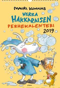 Herra Hakkaraisen perhekalenteri 2019