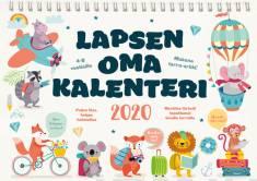 Lapsen oma kalenteri 2020